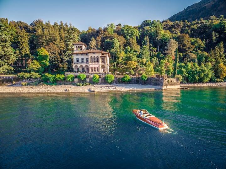 Villa Specchio - all original 19th century Villa
