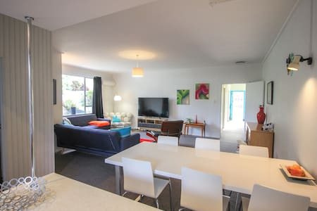 Spacious City Pad - Dunedin