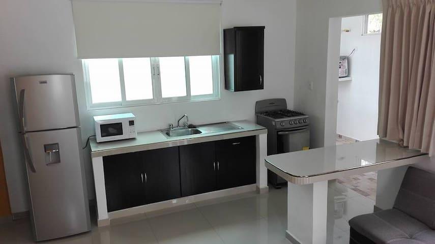 DEPARTAMENTOS amueblados en Mérida, Yucatán - Mérida - Lägenhet