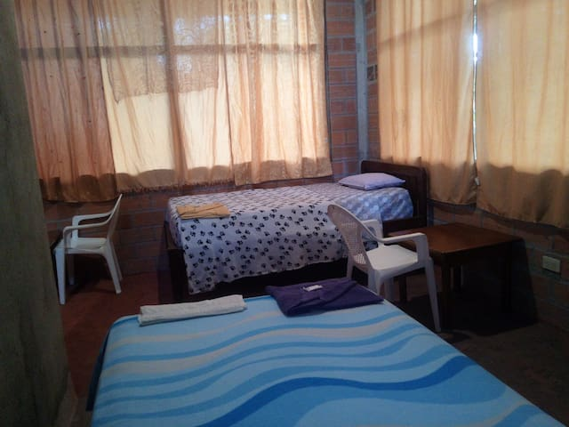MISAHUALLI WILDLIFE CENTER Lodge Amazon Ecuador