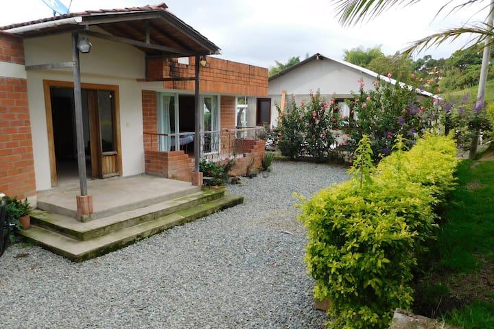 Casa campestre la Quinfalia