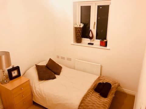 Room in Prestige House Newton Leys. 5* experience