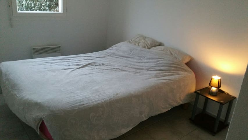 Chambre privé proche Toulouse - Saint-Paul-sur-Save - Leilighet