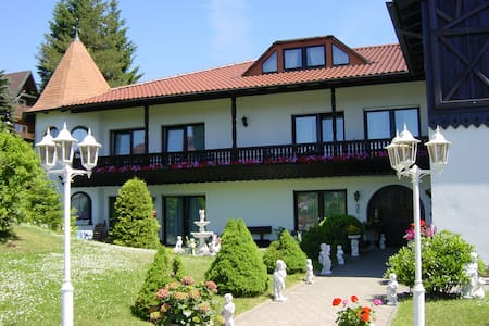Pension Jägersruh - Bed & Breakfast
