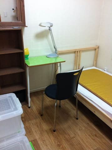 ShareHouse (Room C, Female, max. 1) - Paldal-gu, Suwon - Apartamento