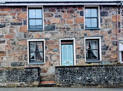 Stone character terraced cottage - Ffestiniog - Casa