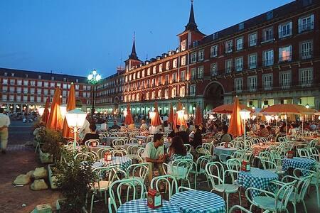 Plaza Mayor, With Breakfast - Madrid - Wohnung
