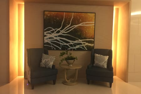 Awesome Cozy Space@ Shell Residences Mall of Asia - Pasay - Lejlighedskompleks