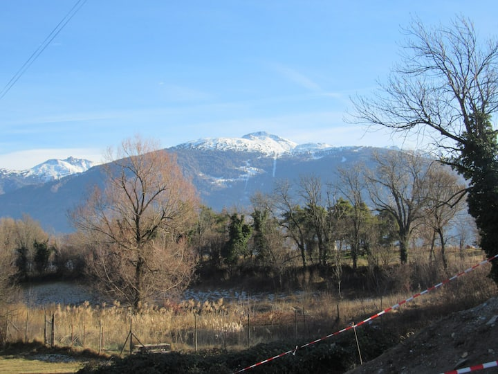 Au calme entre plaine et montagne