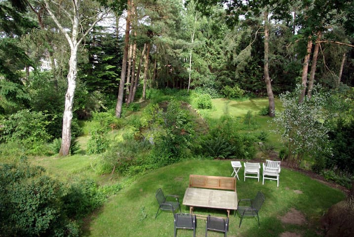 Sternenhimmel - Ferienwohnung Koopshof - Bleckede - Ferienunterkunft