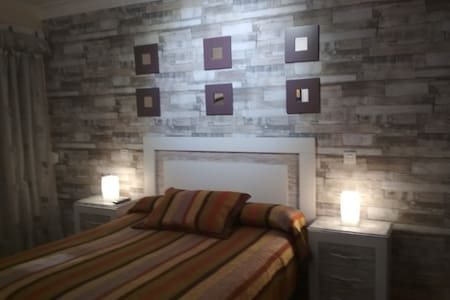 Apartamento acogedor,con wifi gratis. Tv smart tv.