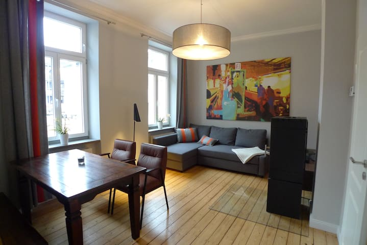 Fresh renovated, old city-apartment - Trier - Apartment