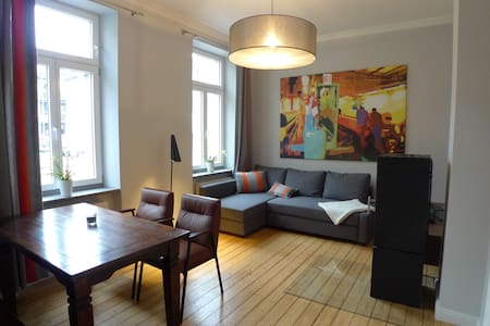 Fresh renovated, old city-apartment - Apartment