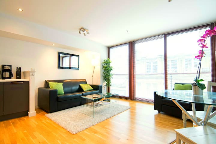 Glasgow City Apartment