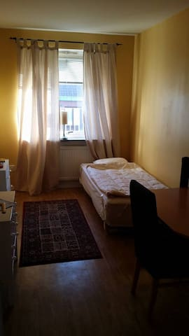 Centrally located room in Gothenburg city - Göteborg - Appartement