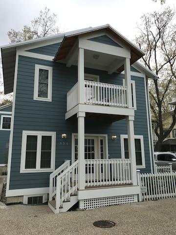 Blueberry Cottage in Beachwalk! 2 Bedroom/2.5 Bath