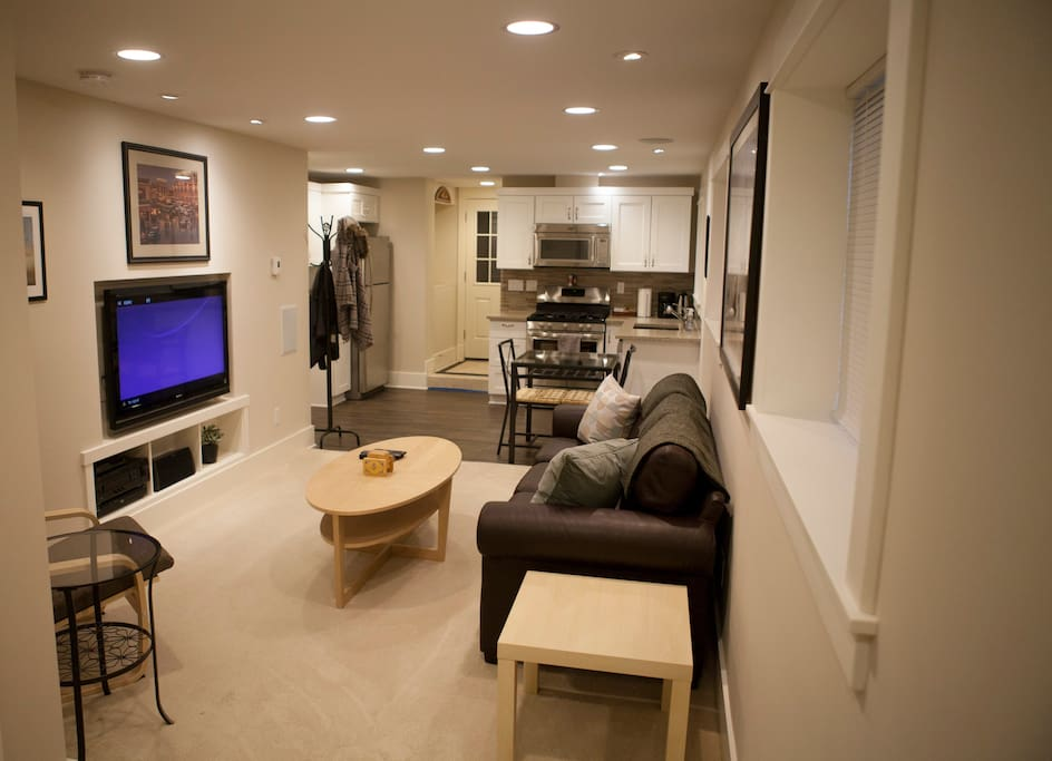 Quiet 1 bedroom ballard apartment newly renovated - Seattle 1 bedroom apartments for rent ...