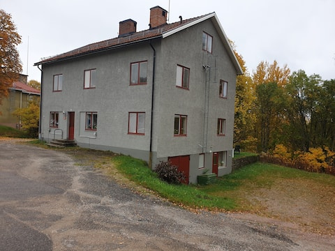 Övernattnings lägenhet i Hassela Hälsingland
