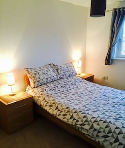 Fresh and Clean Private Double Room - Stirling