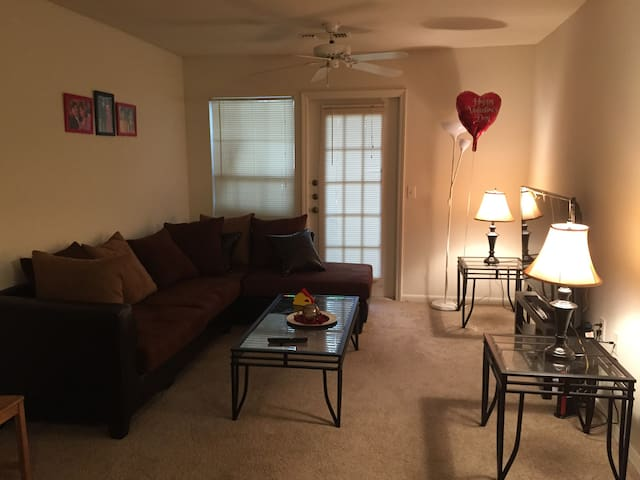 Nice & Clean apartment in Richmond - Glen Allen - Daire