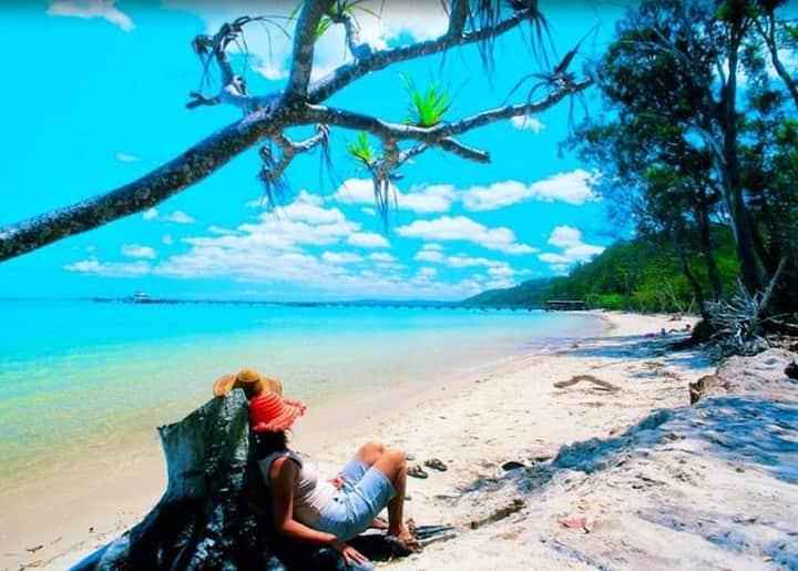 Fraser Island Villa: Quality & Comfort in Paradise