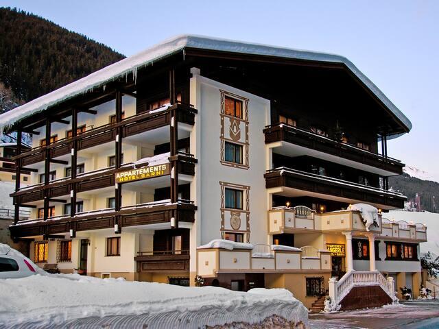 Zangerle in Paznaun (Apartment)