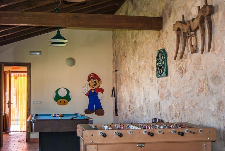 Casa rural La Fuente del Pinar.