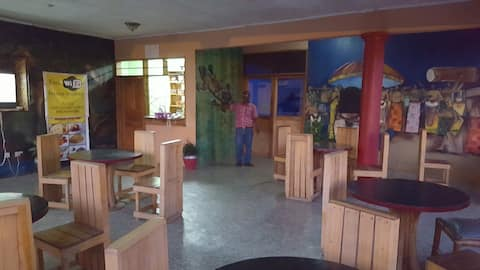 MASAKELI AFRICAN HOTEL