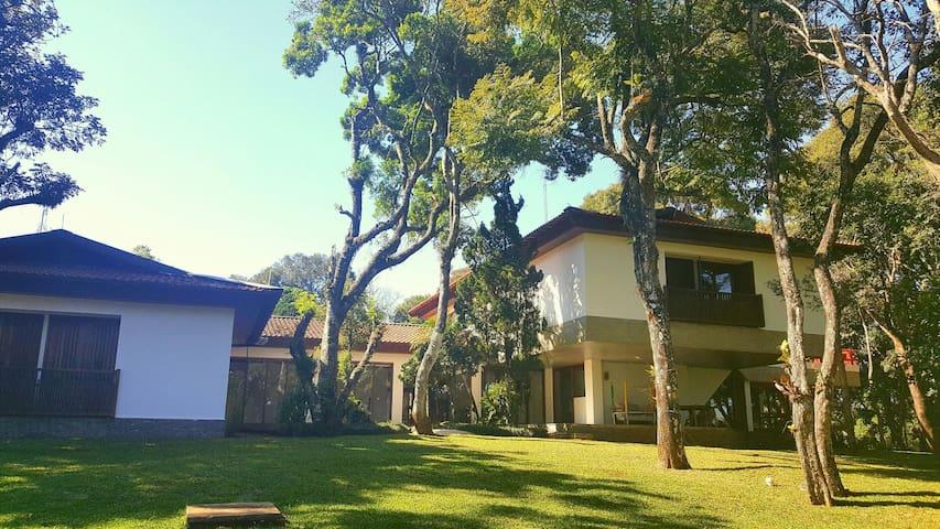 Refúgio Maravilhoso Serra do Japi em condomínio
