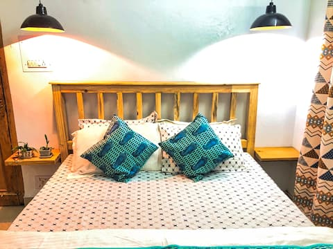 A spacious 1BHK Homestay, Itsy Bitsy Home