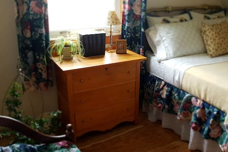 From Away Farm - Double Bed & Breakfast