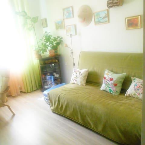 комната в квартире хозяйки - Sankt-Peterburg - Pis