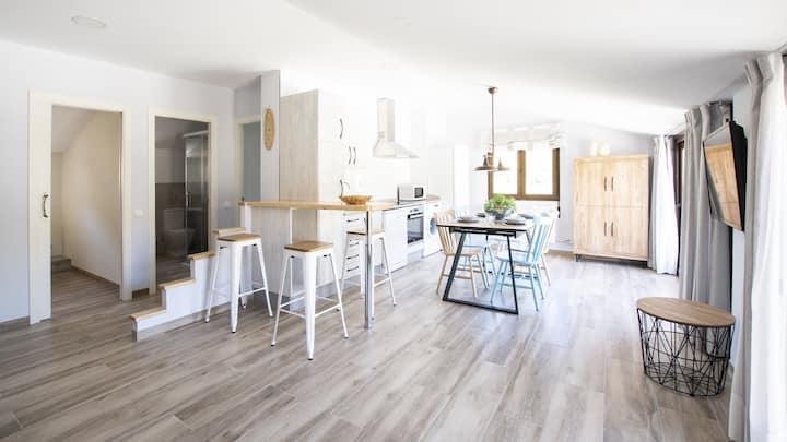Apartamento creativo Villa-Rubei El Agua Blanca