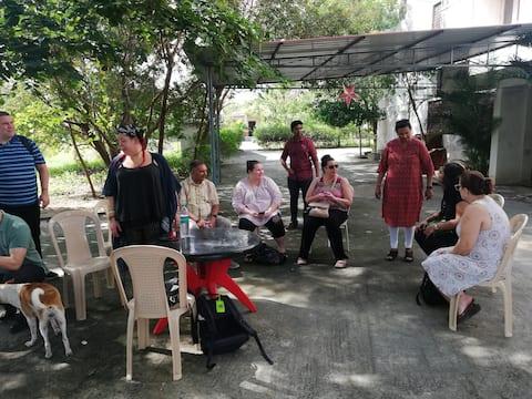 Mannmuqi Village