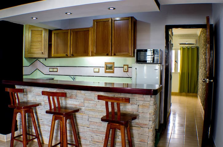 Other view of the Kitchen