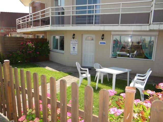 Appartement en front de mer Quiberville - Quiberville - Lakás