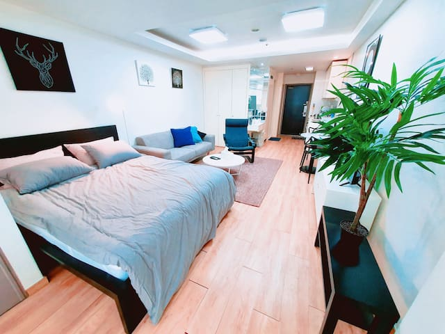 ☆Open Sale☆Gangnam STN☆Clean&Cozy studio