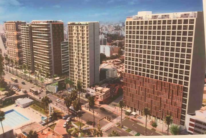 $679/mo  Best of Barranco/Miraflores, 1/1
