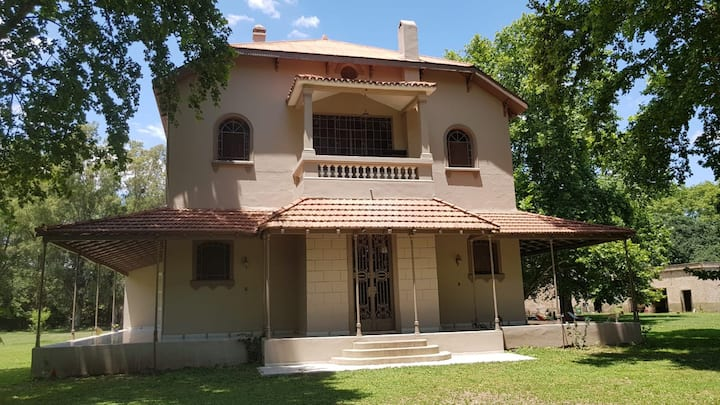 """Estancia """"La Silvia"""". Casa de Campo. Hab 1."""