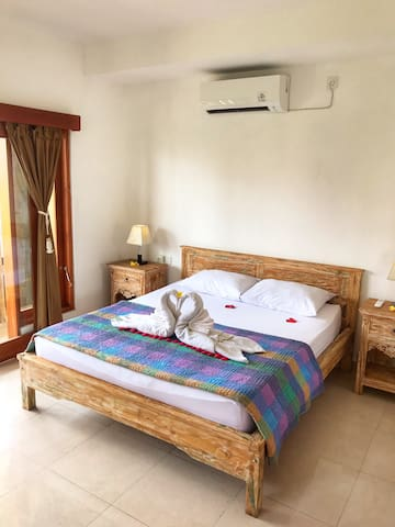 Di'Jumah Ubud Bed and Spa with Breakfast