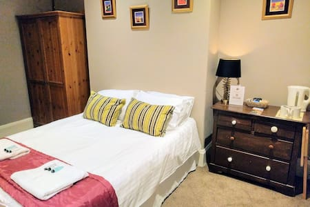 Comfortable room in Victorian Townhouse York - York - Bed & Breakfast