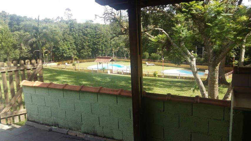 Chalé em Itapecerica da Serra - Itapecerica da Serra - House