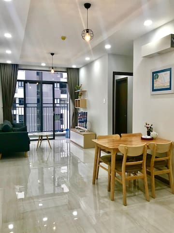 HatranQ APARTMENT-10 MINS TO DIST 2