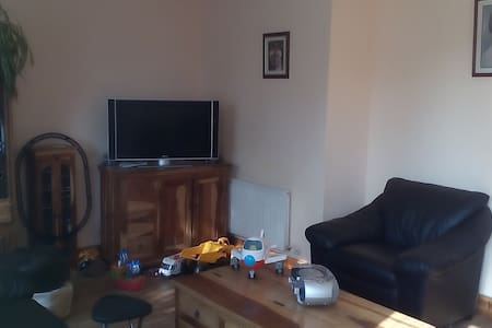 Twin Single Bedroom. - Lucan - Townhouse