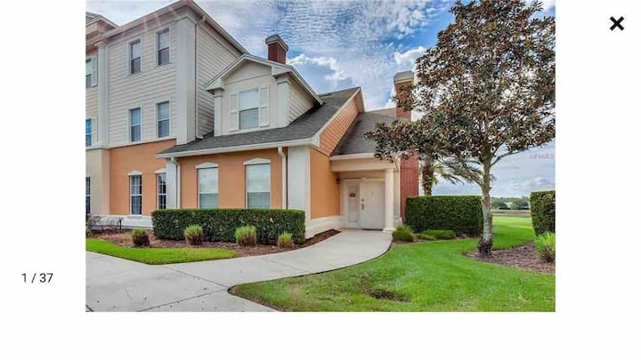 Reunion Townhome 15 minutes from Disney World