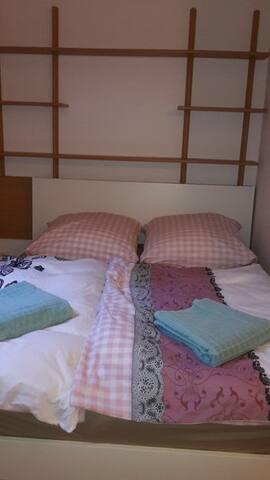 Apartment Loogkieker beim Hammersee - Juist - Kondominium
