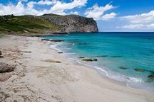 Aubarca Beach