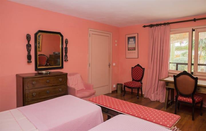 Romantica Casa de Invitados en Plena Sierra Tramun
