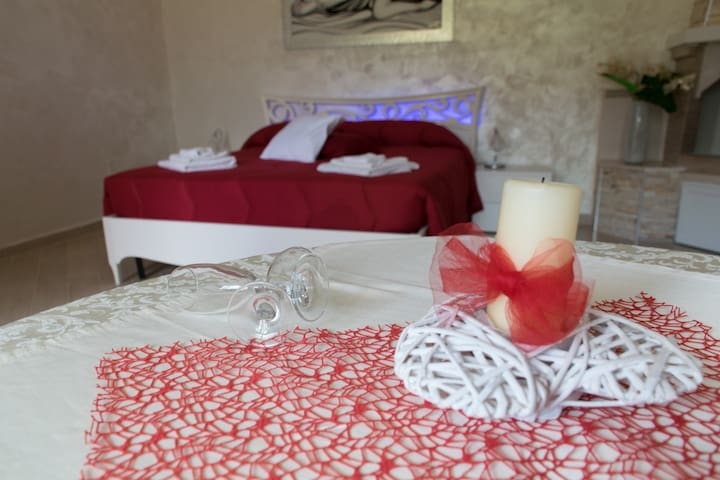 suite in resort con piscina e spa - Grottaglie