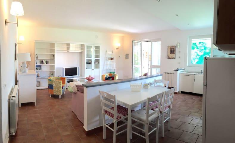 appartamento con giardino, 20 minuti dalle 5 Terre - Polverara - Apartment